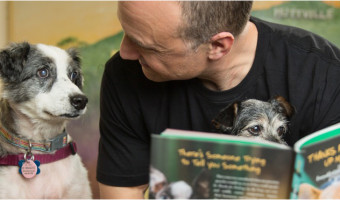 March Muttness: Become a Mutt Guardian and Get a Copy of My Book